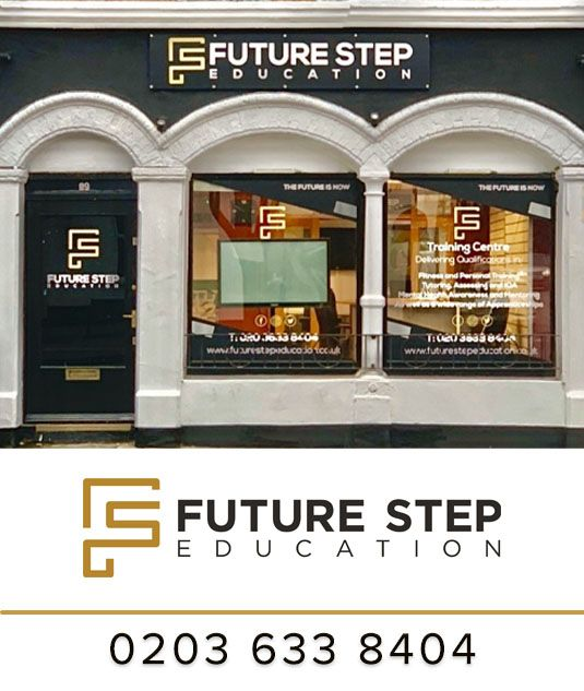 Future Step Education Shop Front